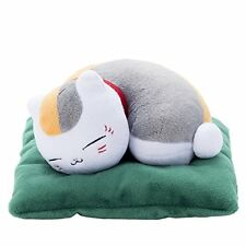 Natsume's Book of Friends Nyanko sensei stuffed cushion 2S total length 17c