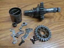 1976 Yamaha YZ400 IT400 DT400 KICK STARTER SPINDLE GEAR
