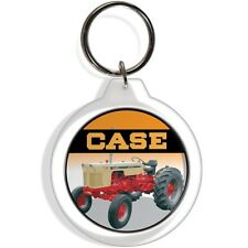 Case Garden Farm Tractor Keychain Key Chain Ring 430