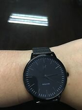 Mvmt women's watch (melrose black)