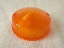 Kawasaki Turn Signal Lens Winker Blinker Flasher H S Z 1 2 KH 500 900 DOT Amber