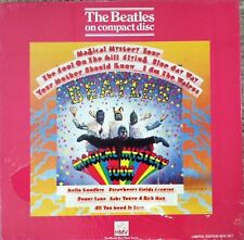 Beatles, the Magical Mystery tour HMV BOX-set CD lit. E. nº??? neuf emballage d'origine sealed