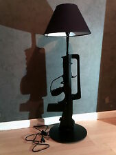 LAMPE DESIGN FAMAS NOIR (LAMP no: kalash call of duty usa gun airsoft Starck