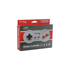 USB Dogbone Classic Controller Pad to PC MAC for NES (RetroLink) New Wired