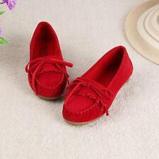 New Womens Loafers Ladies Flats Slip On Comfort Fashion Casual Shoes Size 35-40