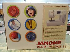 Janome New Home Sewing Machine 8050
