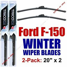1998-2008 Ford F-150 F150 WINTER Wipers 2-Pack Premium Snow Ice Cold - 35200x2