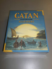CATAN SEAFARERS Game Expansion!!  Brand New + Sealed!!
