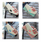 NEW!Fashion Women Ladies Clutch Wallet Long Card Holder Envelope Purse Handbag