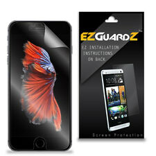 5X EZGuardZ Clear LCD Screen Protector Skin Cover HD 5X For Apple iPhone 7 Plus