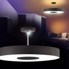 White ceiling light PHILIPS design spot lighting modern flush lamp glass 139036