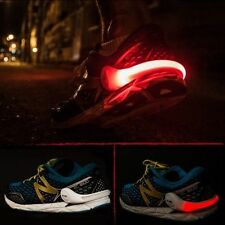 Super Power LED Shoe Clip Premium Quality Safety Light All Outdoor Sports.