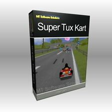 SUPER Tux KART MARIO TIPO RACING PC MAC PRO Professional software GAME