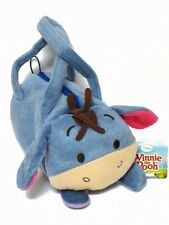 Eeyore Cylinder Plush Handbag Purse Bag Disney Pooh