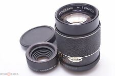 PANORAMA AUTOMATIC 135MM 2.8 + MC TELE CONVERTER LENS M42 PENTAX, ETC.