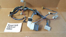 1996-2000 HONDA CIVIC 2DR EX lx hatchback driver DOOR WIRE HARNESS OEM 96hc3
