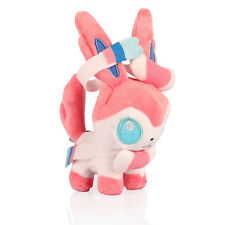 "New 7"" 18CM Sylveon Pokemon Cute Soft Plush Toy Doll Kids Gift"