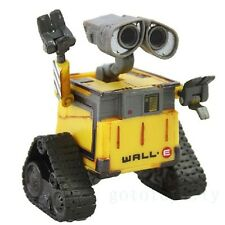 Hot PIXAR THINKWAY Toy Wall-E Figure Toys Robot 6cm WALL.E Loose