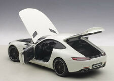 Autoart MERCEDES BENZ AMG GT-S DESIGNO DIAMOND WHITE 1/18 Scale. New Release!
