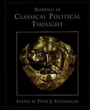 Readings in Classical Political Thought by Peter J. Steinberger (2000,...