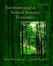 Environmental and Natural Resource Economics by Lynne Lewis, Thomas H....