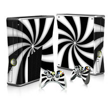 Illusion Vinyl Decal Cover Skin Sticker for Xbox360 slim and 2 controller skins