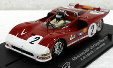 SLOT IT Alfa Romeo 33/3 #2 2nd Targo Florio 1971  1/32 Slot Car SICA11G
