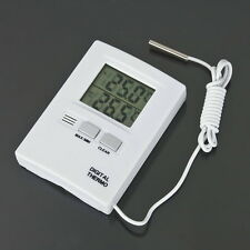 Digital LCD Thermometer Temperature Meter Tester Home Indoor Outdoor #~
