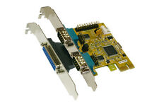 EXSYS ex-44140-2 - PCI Express Card Seriale 2x/1x parallelo, Multi I/O