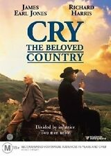 Cry The Beloved Country (DVD) - Region 4 - New and Sealed - RARE!