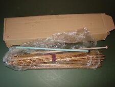 Job Lot of Vintage Wooden Knitting Needles