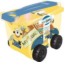 Despicable Me Filled Stationery Truck Colouring Drawing Art Set in Minions Truck