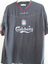 Liverpool 2002-2003 Away Football Shirt Size XL mans jersey /40298