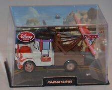 NEW! Disney Store PIXAR Cars 2 Kabuki Mater Diecast Car (W/Case) Fast Shipping!