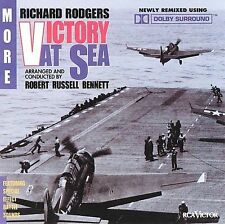 Richard Rodgers - More Victory at Sea - Richard Rodgers CD 8BVG