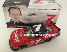 Regan Smith 2013 Lionel/Action #7 Tax Slayer Camaro Autograghed 1/24 FREE SHIP