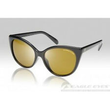 EAGLE EYES ROXIE BLACK POLARIZED SUNGLASSES WITH CASE      WORLDWIDE SHIPPING