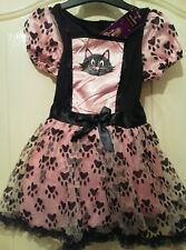 girl's fancy dress, halloween costume. Age 7-8yrs. Bnwt