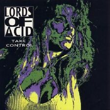 Lords of Acid Take Control - Canadian 12""