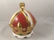 Royal Crown Derby limited edition paperweight reine mère 100 ans sans emballage!