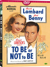 To Be Or Not To Be (1942) Ernst Lubitsch DVD *NEW