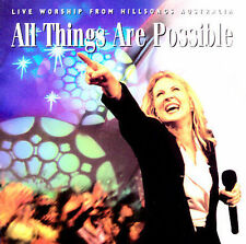Hillsong Australia : All Things Are Possible CD (1997)