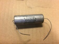 NOS Vintage 1.0 uf 200v Sprague Vitamin Q Capacitor Amp Cap TESTED 1 (qty avail)