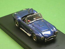 AC Shelby Cobra 427s/c azul Kyosho 1:43 nº 03011b Museum Collection maqueta de coche