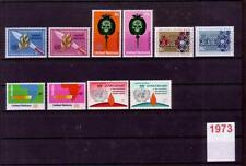 UN New York Jahrgang 1973 ** postfrisch (kn16_105)