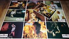 LES INSECTES DE FEU ! bug  jeu 12 photos cinema lobby cards 1975