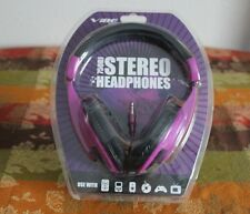 "Vibe Sound-750-DJ""Headphones Purple & Black"