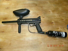 Empire Paintball BT-4 Combat Gun Marker w/ Hopper, Grip & Tank
