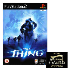 LIKE NEW!!! • THE THING • PS2 • TRUSTED UK SELLER!!!