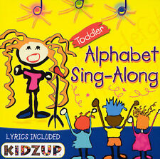 Alphabet Sing Along Songs by Various Artists, CD